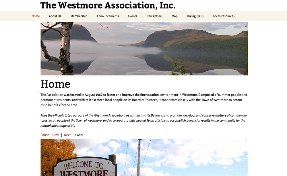 westmore-association